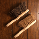 wooden hand brush