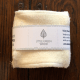 Reusable Face Wipes Handmade from Organic Cotton Fleece