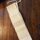 Handmade Linen Bread Bags