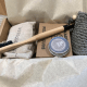 Zero Waste Bathroom Essentials Box for Him