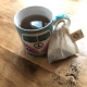 Reusable Organic Cotton Tea Bag