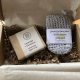 Simply Eco Soap Sock and Handmade Soap