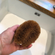 Purpose Plastic-Free Coconut Fibre Brush